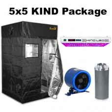 5x5 - Kind LED Grow Package