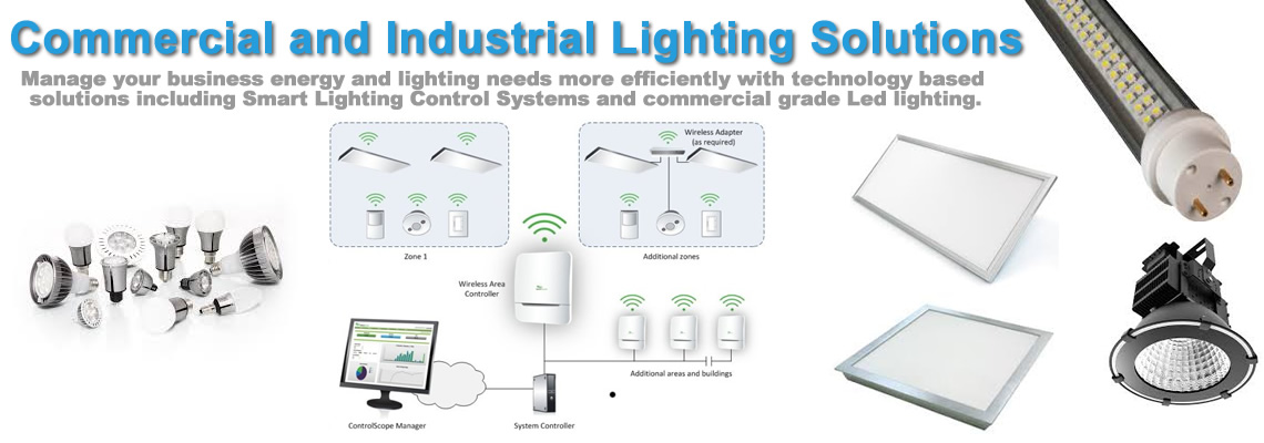 Commercail Lighting and Solutions